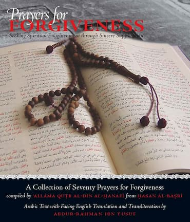 Book Cover - Prayers for Forgiveness