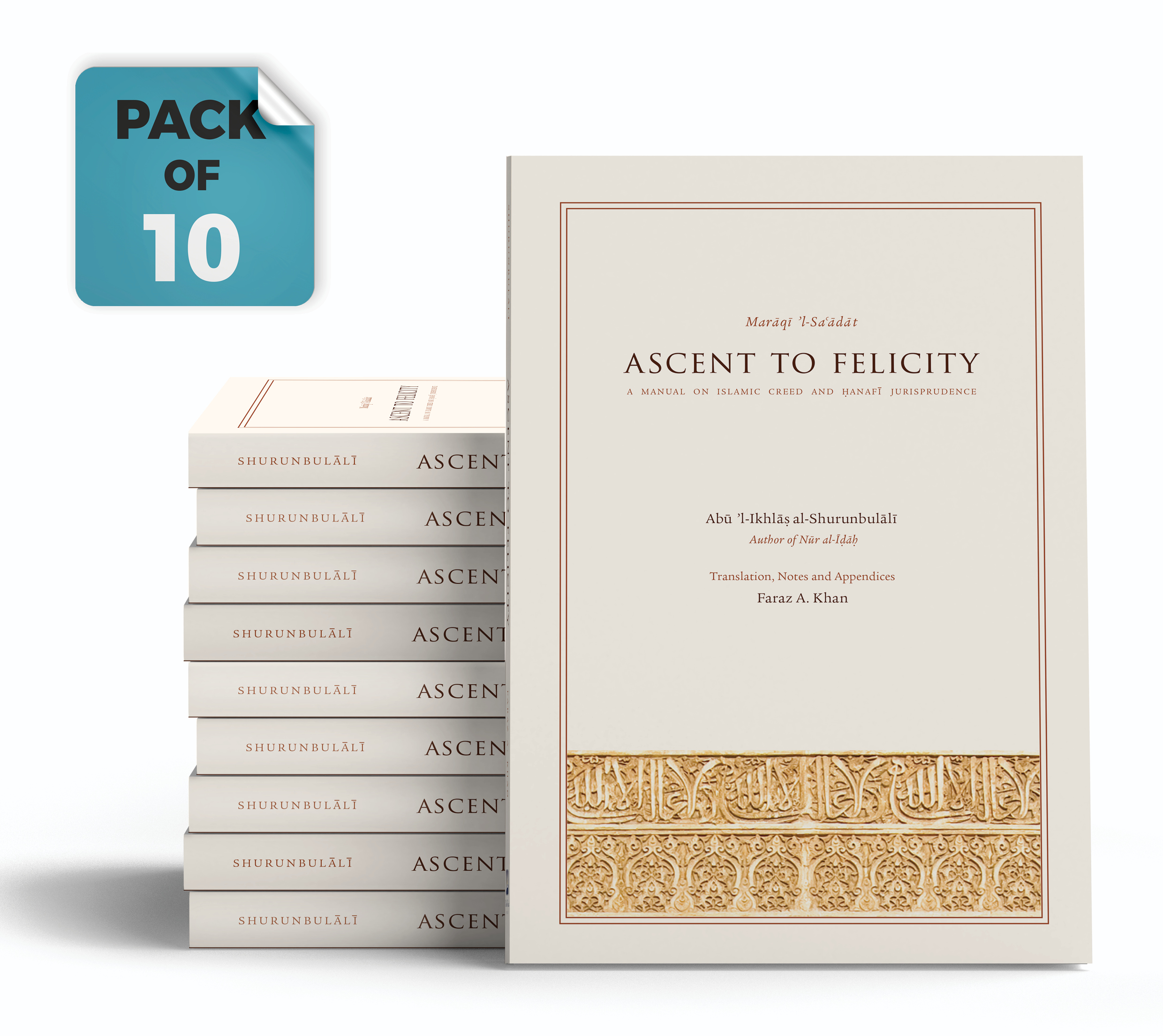 Ascent to Felicity – Pack of 10